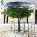 Modern Design Artificial Tree Plant For Lobby Garden Landscape Decoration for sale
