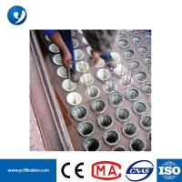 Quality Flat Envelope Stainless Steel Filter Bag Cage with Venturifor Dust Collector for sale