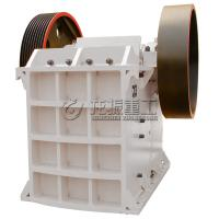 Quality Large Capacity Coal Jaw Crusher for sale