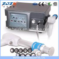 Buy cheap Home Use Shock Wave Machine / Shockwave Therapy Equipment For Body Pain product