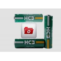 Quality Spiral 1500mAh CR14505 AA Cylindrical lithium mno2 battery for Automatic meter reading (AMR) for sale