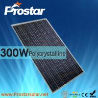 Buy cheap Prostar poly 300 watt solar panels for solar water heater product