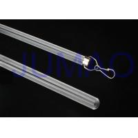 China Weather Resistant Flexible Curtain Rod, Durable Safe Bow Window Curtain Rod on sale