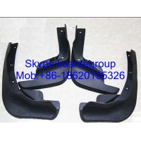 Quality Rear & Front Mudguard Car Mud Flaps Splash Guard Black 4PCS Fit For NISSAN QASHQAI 2015 for sale