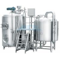 China 10 Bbl Brewhouse 1000L Beer Brew Kettle with Fermenter on sale