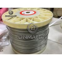 Quality Heater Core Nichrome Alloys Wire 19 Strands Cr20Ni80 NiCr Heating Wire 0.523mm for sale