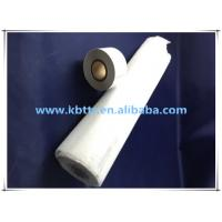 Quality White date code foil for expiry date printing for sale