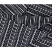 Quality High Elastane Single Jersey Circular Knit Fabric Horizontal Stripes For Sports Garments for sale