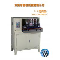 Quality High Speed Two Core And Three Cord Wire Cutting and Stripping Machine for sale