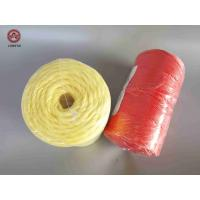 Buy cheap Twisted Polypropylene Banana Twine Using with High Tenacity for Agriculture Packing from wholesalers