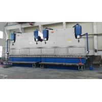 Quality Steel Structure Q345 Material Hydraulic CNC Press Brake Machinery 1200 Ton Force for sale