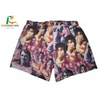 Quality Mesh Polyester Swim Shorts New Style Swim Wear Men Beach Surf Wear for sale