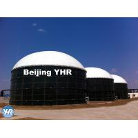 Quality Durable Biogas Storage Tank , Biogas Septic Tank Easy Construction for sale