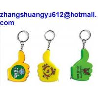 Quality Measuring Tape Keychain for sale