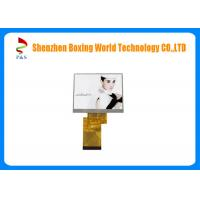 3.5 inch TFT LCD Screen with Resistive Touch Screen /Resolution 320*240