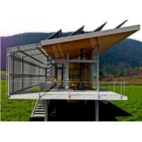 Quality steel prefabricated house for sale
