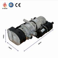 Quality 9KW Diesel 12V 24V Engine Heater LCD Control Switch for Truck Car Bus Similar to Webasto Thermo for sale