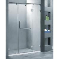 Quality Self Cleaning Bath Shower Doors Glass , Glass Showers Doors Frameless for sale
