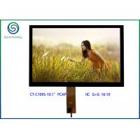 """Quality IIC Interface Touch Screen PCT Projected Capacitive Technology For 16:10 10.1"""" LCD Panel With GT928 for sale"""