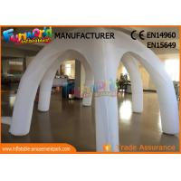 Quality White Igloo Clear Inflatable Tent For Wedding / Activities / Party for sale