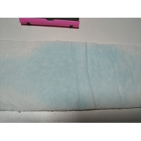 Quality Hygienic Materials 400gsm Airlaid Nonwoven Fabric For Diaper Making for sale