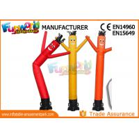 Quality Customized PVC Coated Nylon Advertising Inflatables Air Dancing Man for sale