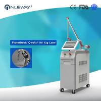 China 2016 hottest !!! q switched nd yag laser skin care machine, tattoo removal, china manufacturer, hot in USA on sale
