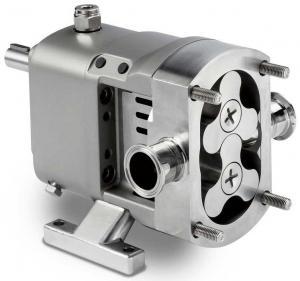 Quality Sanitary Rotary Lobe Pump for sale