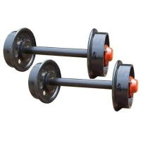 Quality Cast Iron Ore Mining Cart Wheel for sale