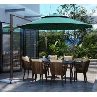 Buy Synthetic PE Rattan wicker chair Outdoor Garden furniture sets Dining chair at wholesale prices