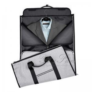 Quality Convertible Garment Weekender Bag , Water Repellent Weekend Flight Bag for sale