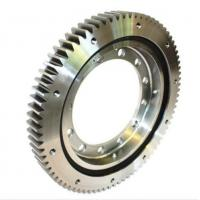 Quality aerial work platform slewing bearing , OEM slewing ring parts , rotary tables bearing for sale