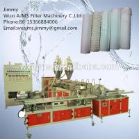 Quality Wuxi Manufacturer AJMS Supply CE&ISO Approved PP Spun Sediment Filter Cartridge Machine for sale