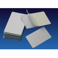 Quality Consumable ATM Cleaning Kit TPCC - CR80 Adhensive Sticky Card 54 * 86mm for sale