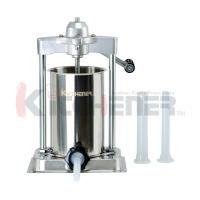 Quality Small Hand Crank Sausage Stuffer Machine , Home Sausage Making Equipment  for sale
