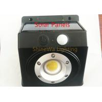 Buy cheap 3W Powerful Led Sensor Light , Safety Solar Security Light With Infrared Sensor from wholesalers
