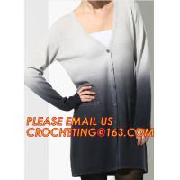Quality Women Cashmere Sweater Sale Cashmere Jumpers Long Sweaters Pullover, Printed Mongolian Cashmere Stylish Wool Pullover Wo for sale