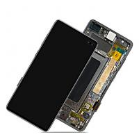 China HD Super AMOLED Samsung Phone LCD Screen For Galaxy S10 Or 10 Plus / Mobile Phone  Spare Parts on sale
