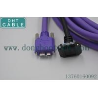 China Industry Degree Camera USB Cable , USB 3.0 Micro B Cable For Motion System on sale