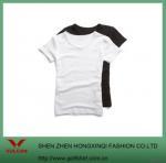 Quality Wholesale Ladies V-neck T Shirt for sale