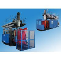 Buy cheap Automatic Blow Molding Machine with High Accuracy Servo wWall Thickness Control System product