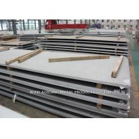 Quality HL Industrial Hot Rolled Steel Plate / Stainless Steel Mirror Finish Sheet 1.4372 for sale