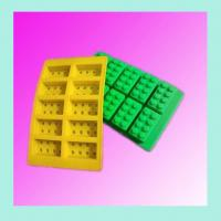 China square silicone candy molds ,round silicone mold making on sale