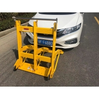 Quality Rubber Collapsible Anti Ram Barrier Mandatory Vehicle Stop for sale