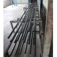 Buy cheap Top Hammer Extension Threaded Drill Rod T45 T38 Male - Male Type Length 3050mm from wholesalers
