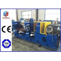 "Buy TUV SGS Certificated Rubber Mixing Machine 48"" Roller Working Length at wholesale prices"