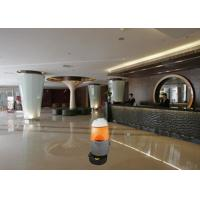 Quality Energy Saving Gray  Walk Behind Floor Cleaners For Hotel / Guesthouse for sale