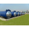 Cheap Pressure AAC Steam Chemical Autoclave Block Plant / AAC Production Line 2×31m wholesale