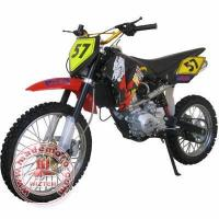 China 150CC Dirt Bike with Dual Displacement Pipe WZDB1502 on sale