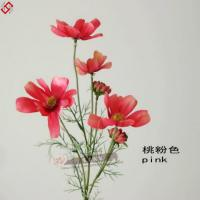 Quality Floral Artificial Silk Floral Flower for Christmas Decoration for sale